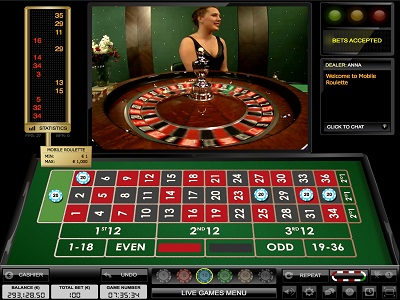 europees live roulette casino