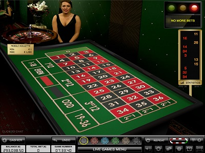fransosisch casino roulette live